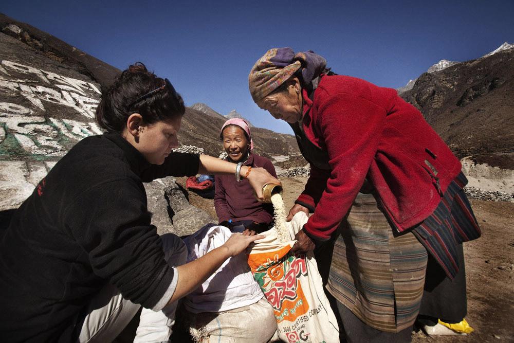 Reportage | Losan Piatti - Fotografo Toscana_Everest_Caravan Yak_19