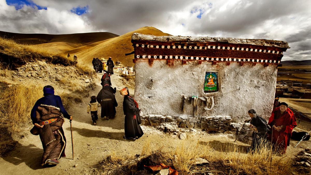Reportage | Losan Piatti - Fotografo Toscana_Tibet_il_Paese_delle_Nevi_2012_feature