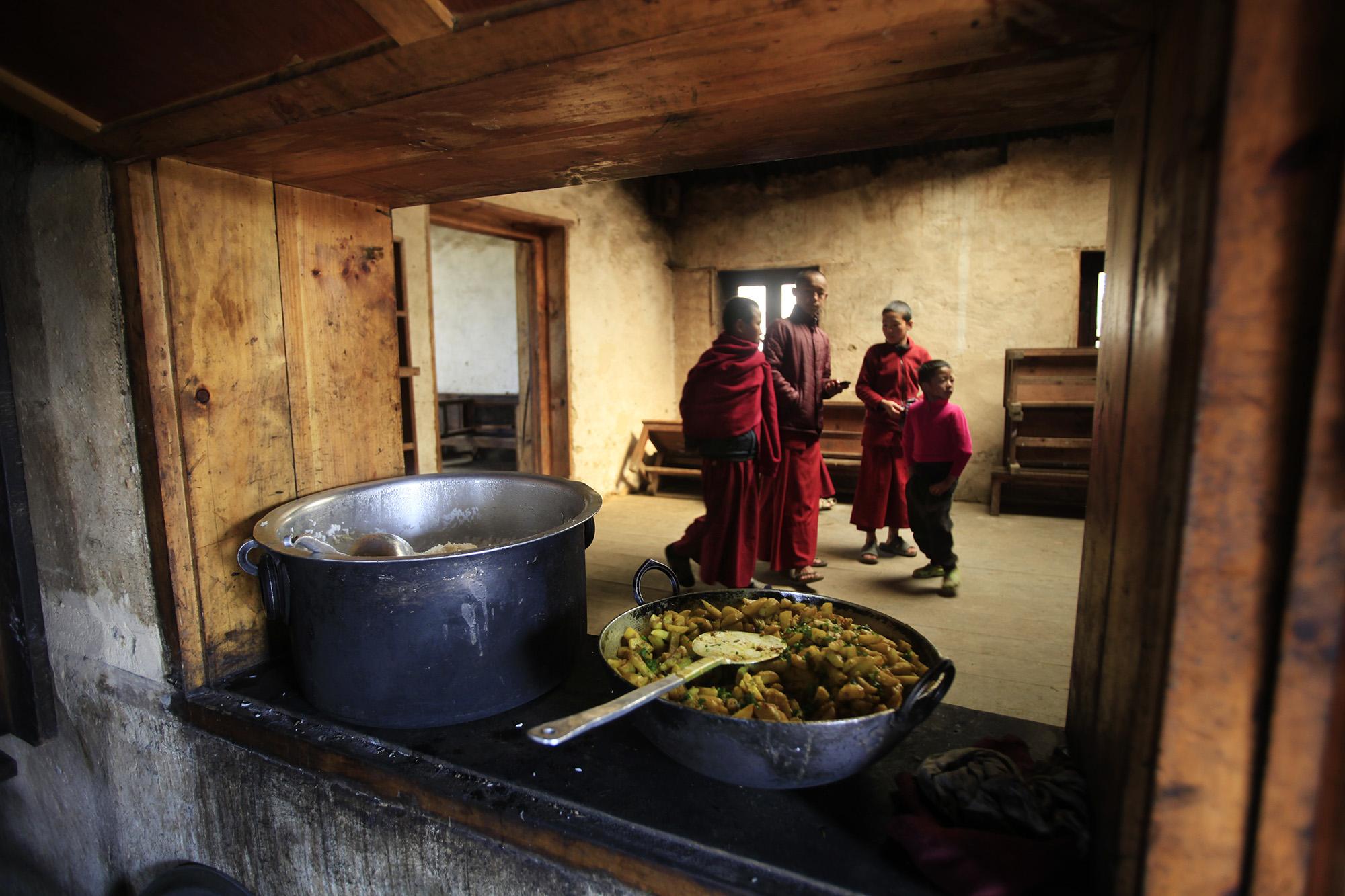 Reportage | Losan Piatti - Fotografo Italia_Nepal 2015_Mount Everest School Mensa