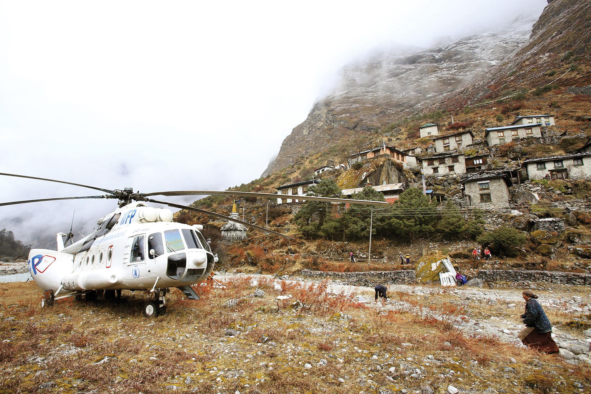 Reportage | Losan Piatti - Fotografo Italia_Nepal 2015_Villaggio Sherpa