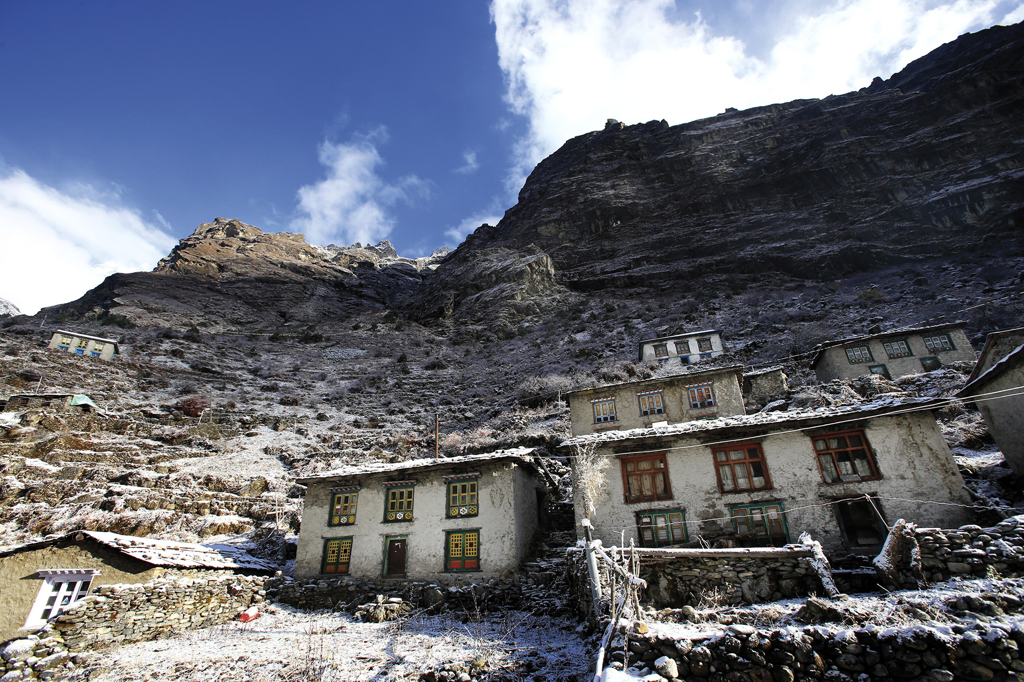 Reportage | Losan Piatti - Fotografo Italia_Nepal 2015_Beding Village