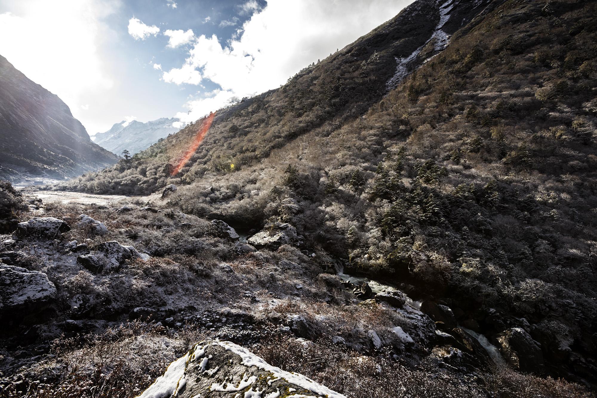 Reportage | Losan Piatti - Fotografo Italia_Nepal 2015_Sherpa Village