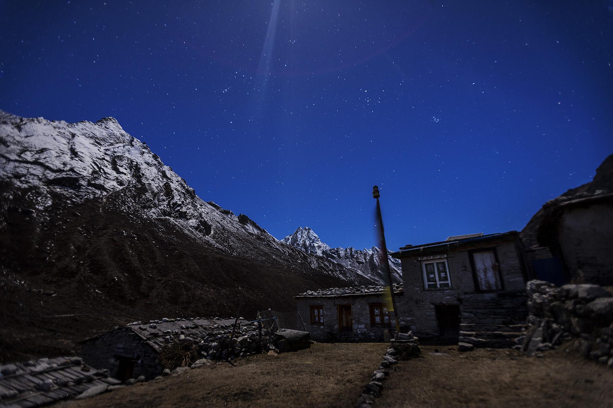 Reportage | Losan Piatti - Fotografo Italia_Nepal 2015_House Sherpa 1