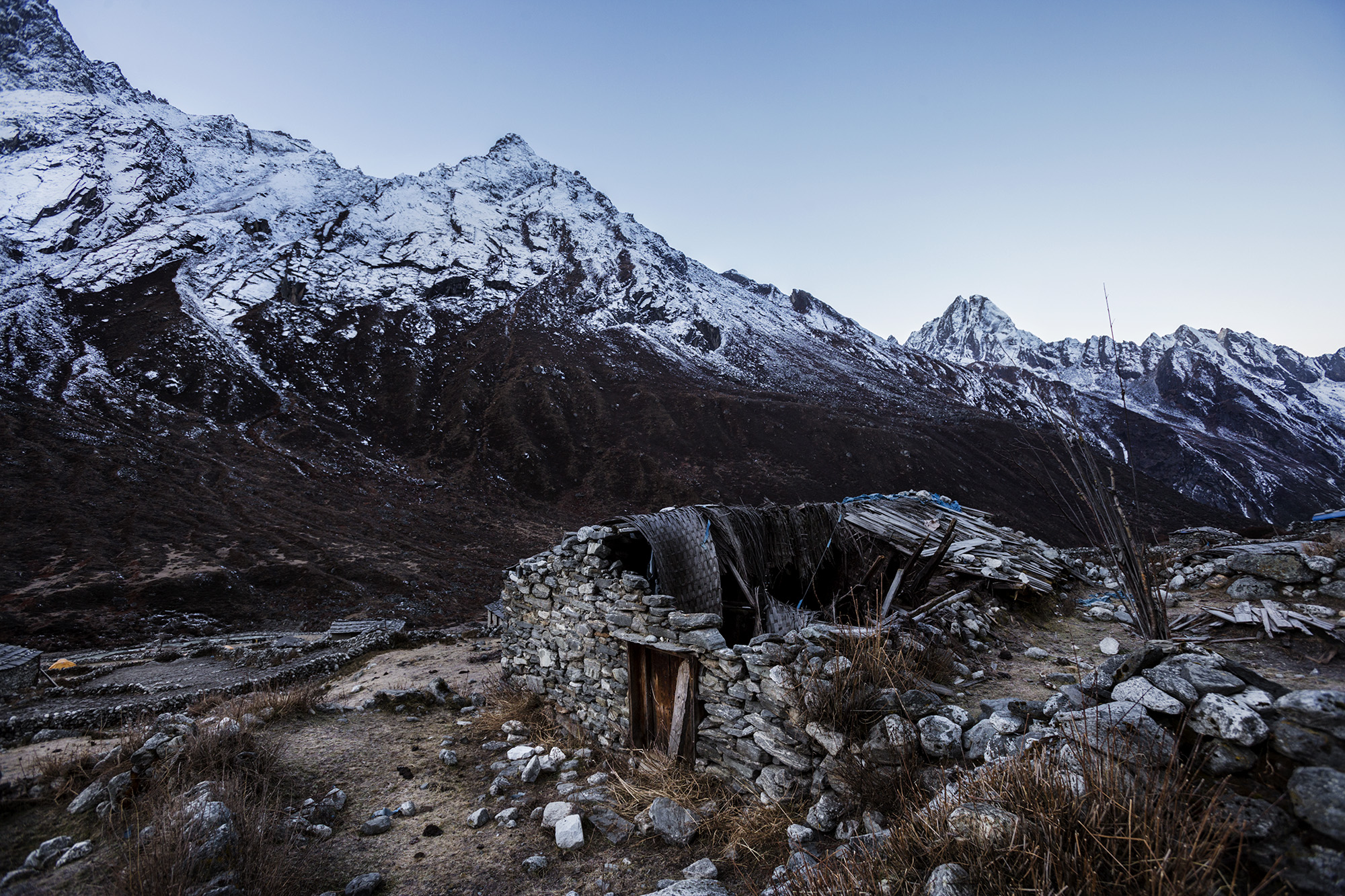 Reportage | Losan Piatti - Fotografo Italia_Nepal 2015_Sherpa House