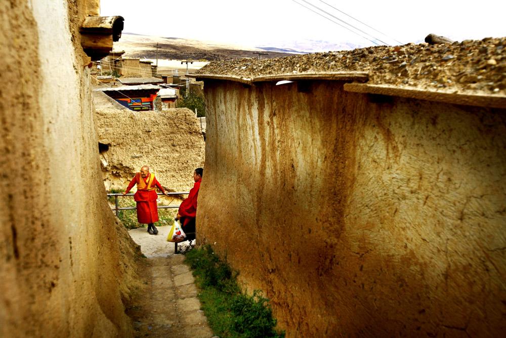 Reportage | Losan Piatti - Fotografo Toscana_Tibet_il_Paese_delle_Nevi_2012_04