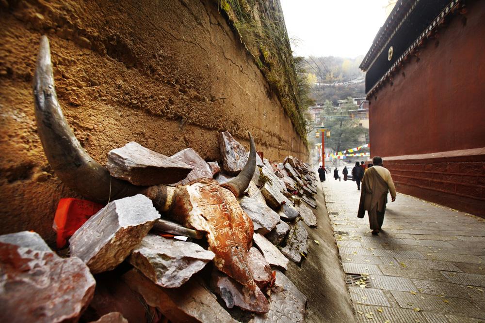 Reportage | Losan Piatti - Fotografo Toscana_Tibet_il_Paese_delle_Nevi_2012_09