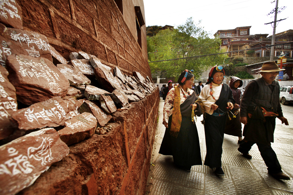 Reportage | Losan Piatti - Fotografo Toscana_Tibet_il_Paese_delle_Nevi_2012_14