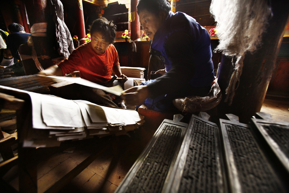 Reportage | Losan Piatti - Fotografo Toscana_Tibet_il_Paese_delle_Nevi_2012_16