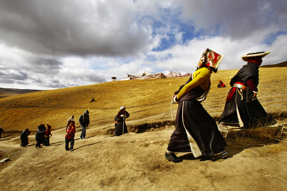 Reportage | Losan Piatti - Fotografo Toscana_Tibet_il_Paese_delle_Nevi_2012_22