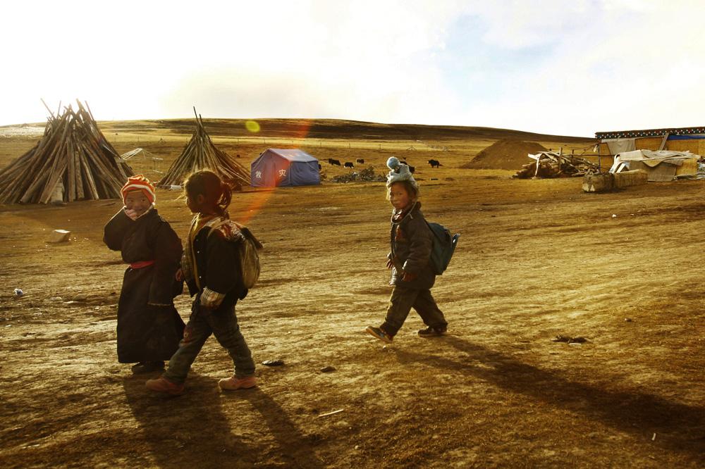 Reportage | Losan Piatti - Fotografo Toscana_Tibet_il_Paese_delle_Nevi_2012_28