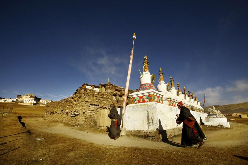 Reportage | Losan Piatti - Fotografo Toscana_Tibet_il_Paese_delle_Nevi_2012_36