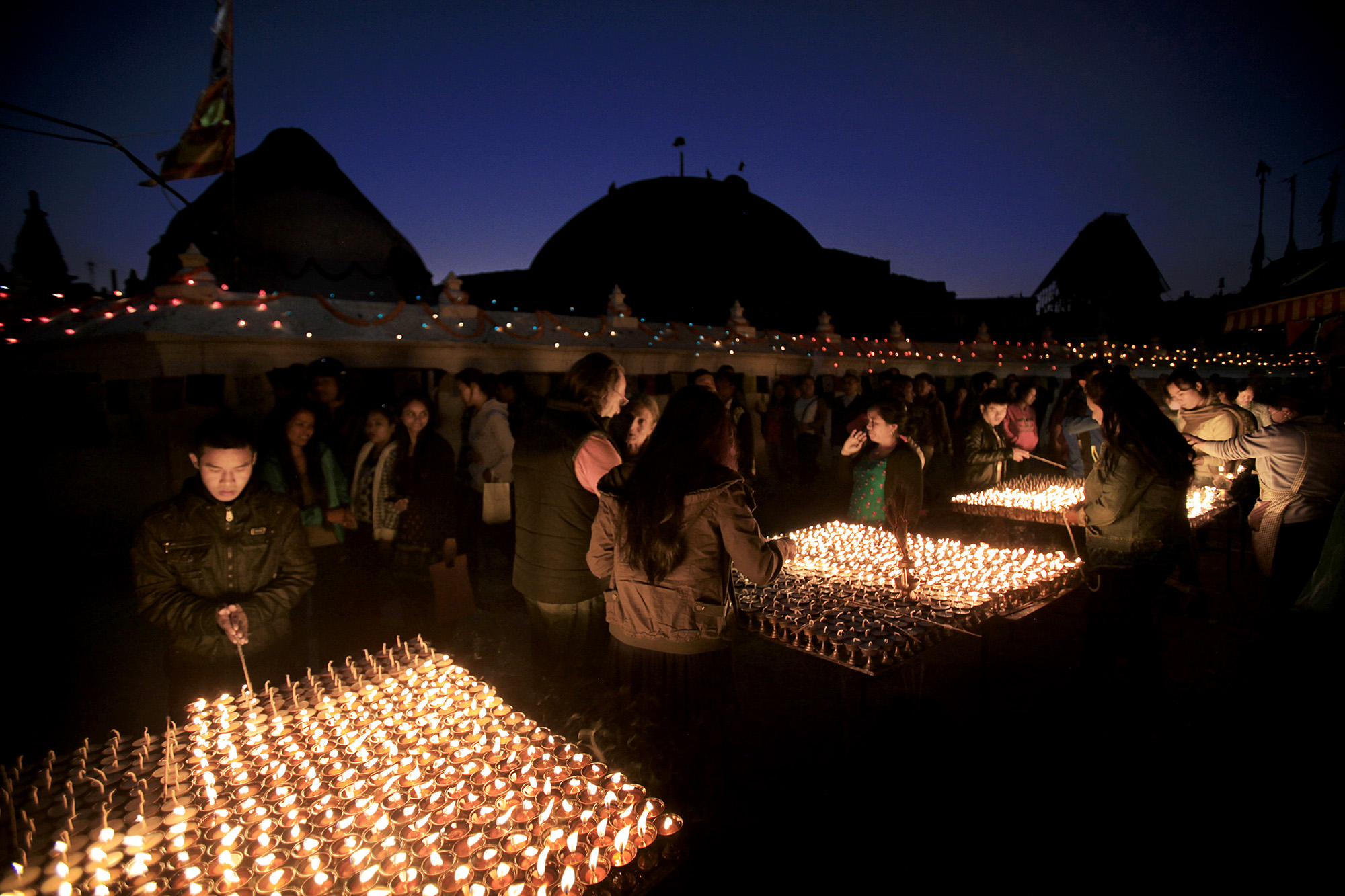 Reportage | Reportage | Losan Piatti - Fotografo Italia_Nepal 2015_Boudhanat StupaLosan Piatti - Fotografo Toscana_Nepal 2015 Boudhanat Stupa