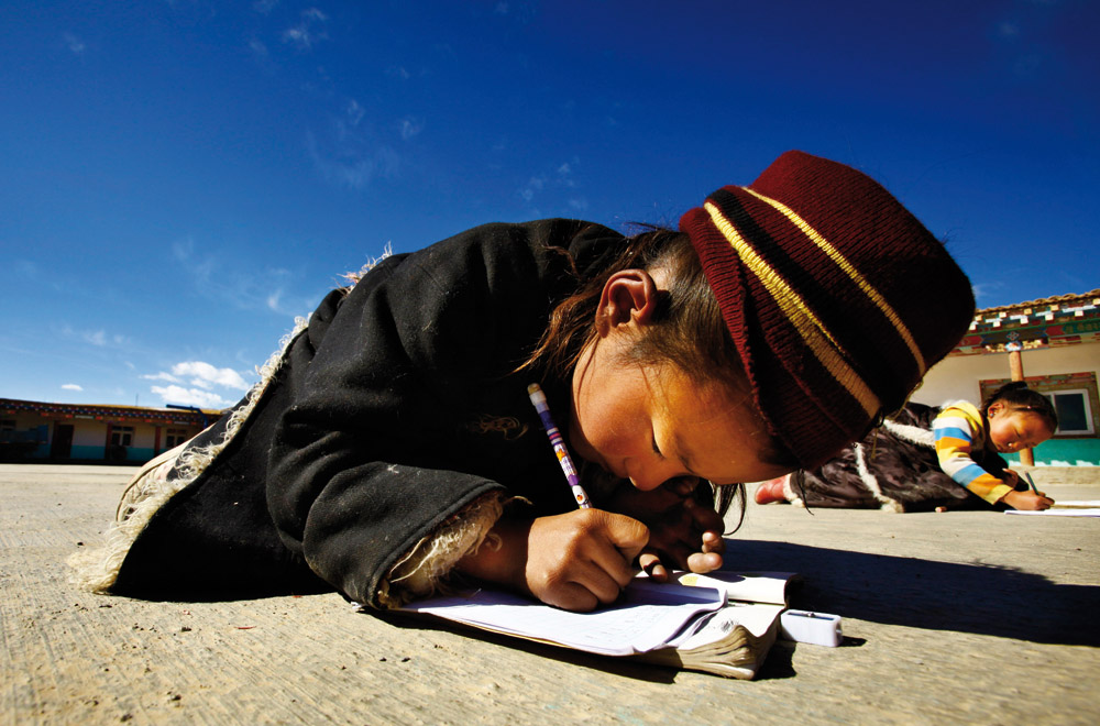 Reportage | Losan Piatti - Fotografo Toscana_Tibet_il_Paese_delle_Nevi_2012_42