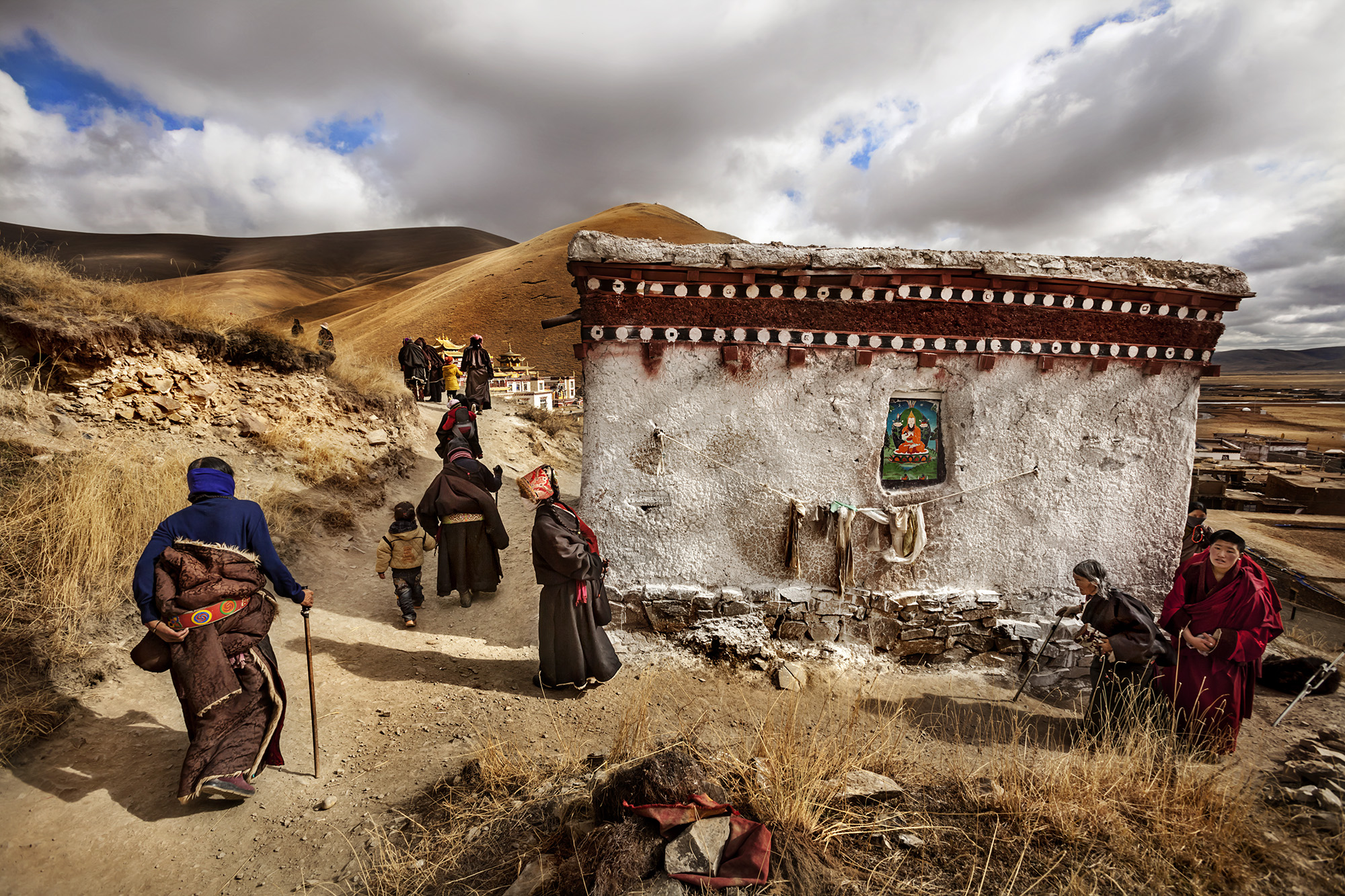 Reportage | Losan Piatti - Fotografo Toscana_Tibet 2012_37